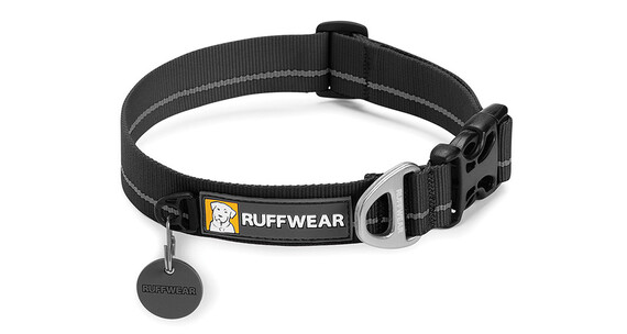 Ruffwear Hoopie Collar Obsidian Black